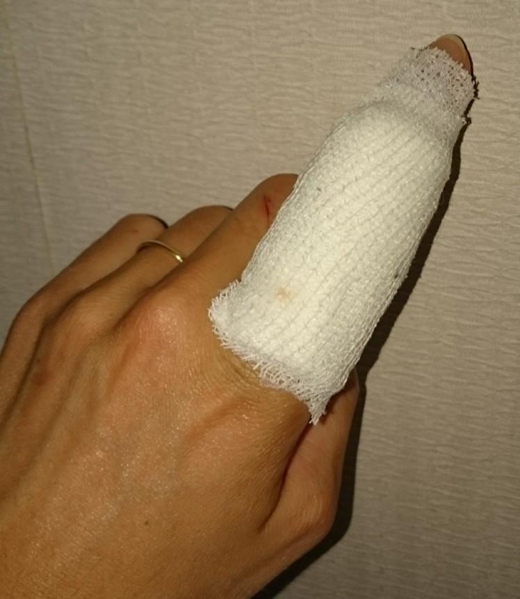 verband vinger
