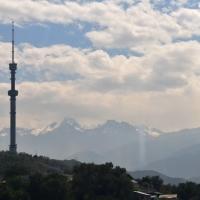 Eerste maand in Almaty